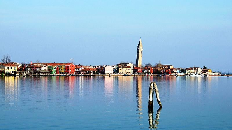 Burano - Venice (1/6)