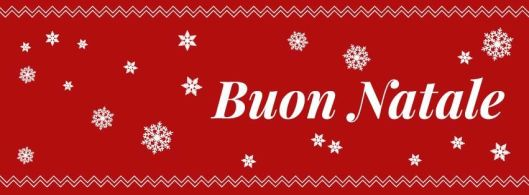 We wish you a Buon Natale