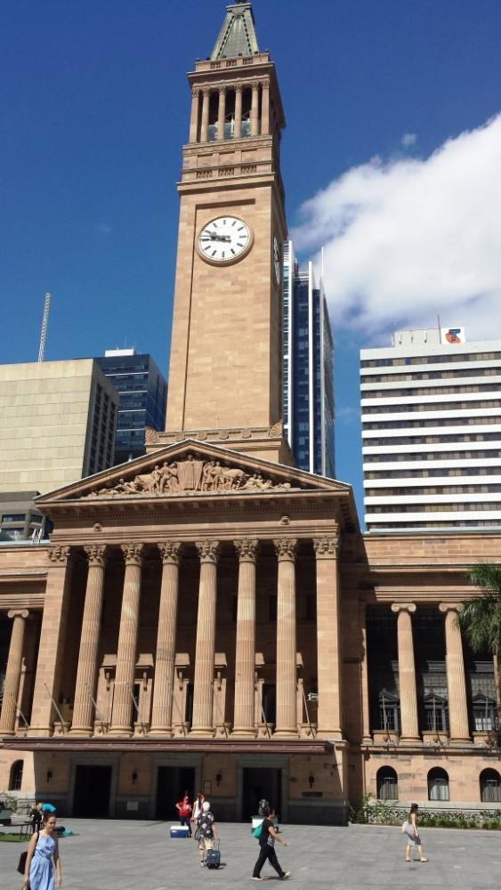 Exploring Brisbane on foot (5/6)