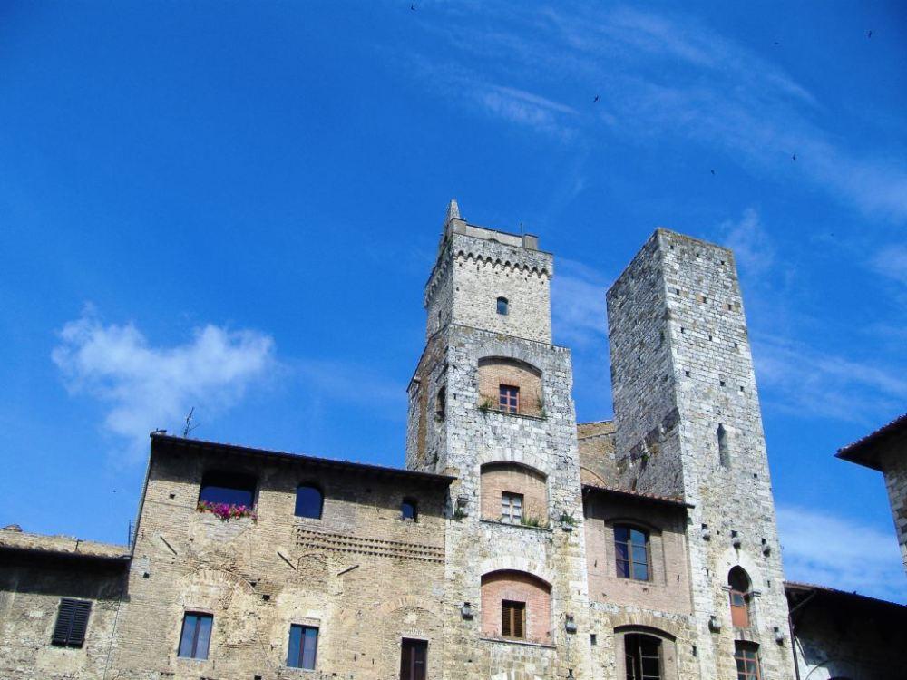 Shopping in San Gimignano (4/6)