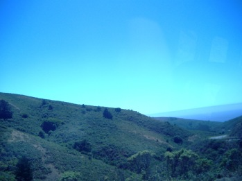 Drive to Muir Woods