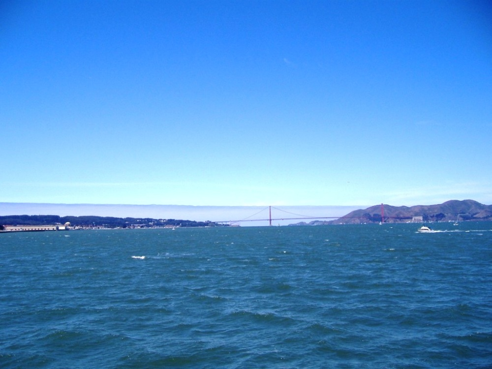 A Definite – the Golden Gate to San Francisco (3/6)