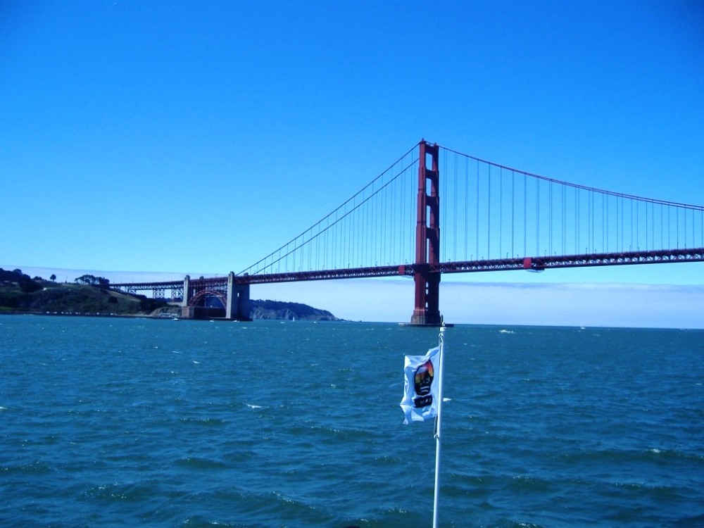 A Definite – the Golden Gate to San Francisco (1/6)
