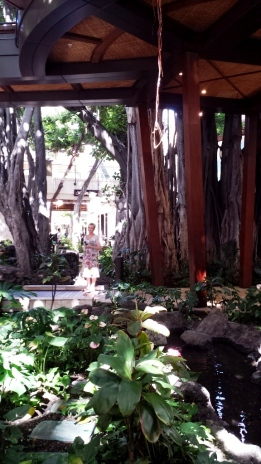 Stay cool under the Banyan tree