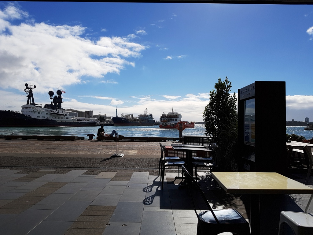 Modern Harbourside Vibe - Auckland Waterfront ...