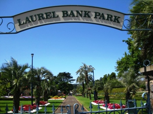 Laurel bank park
